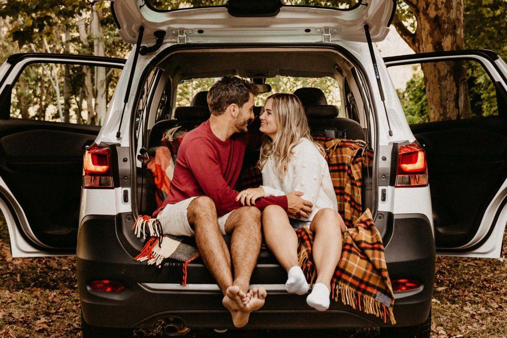 Passione di coppia: l'auto è HOT!